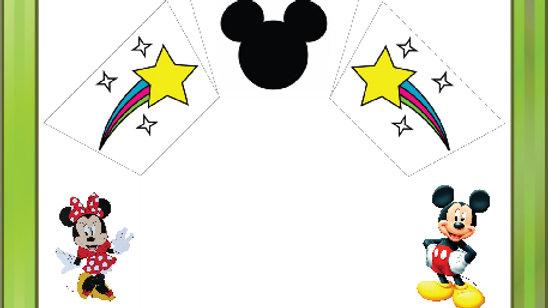 Mickey & Minnie (Modern)