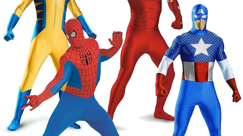 Superhero Range