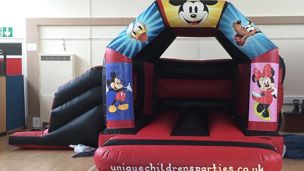 Mickey & Minnie (Traditional)