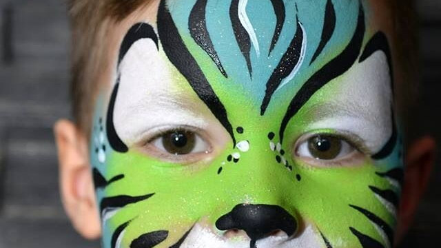 Junior Face Painting