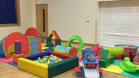 Premium Soft Play Hire