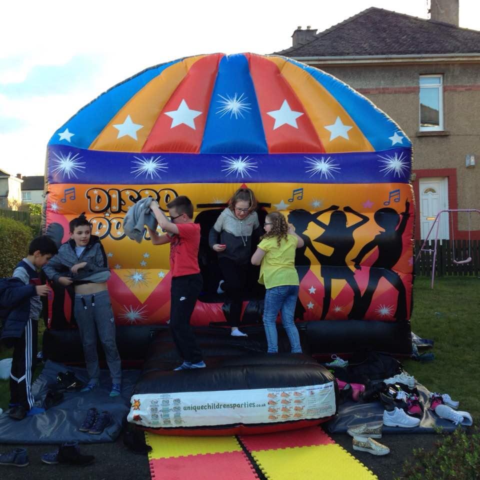 Party Disco Dome / Pod
