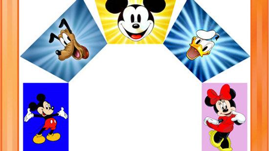 Traditional Mickey & Minnie