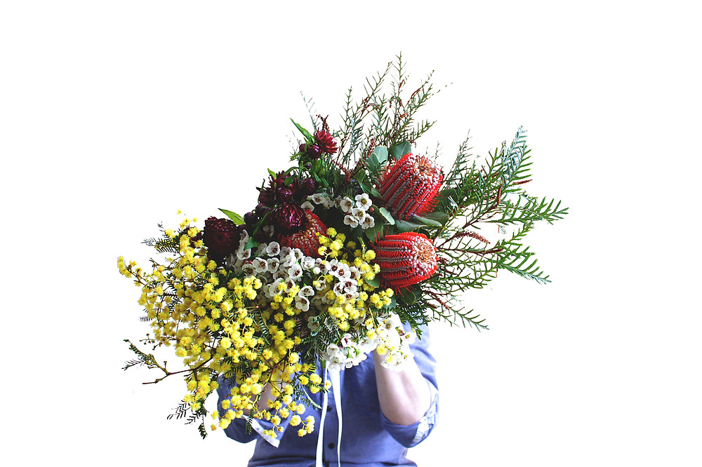 @florist_law Native Bouquet