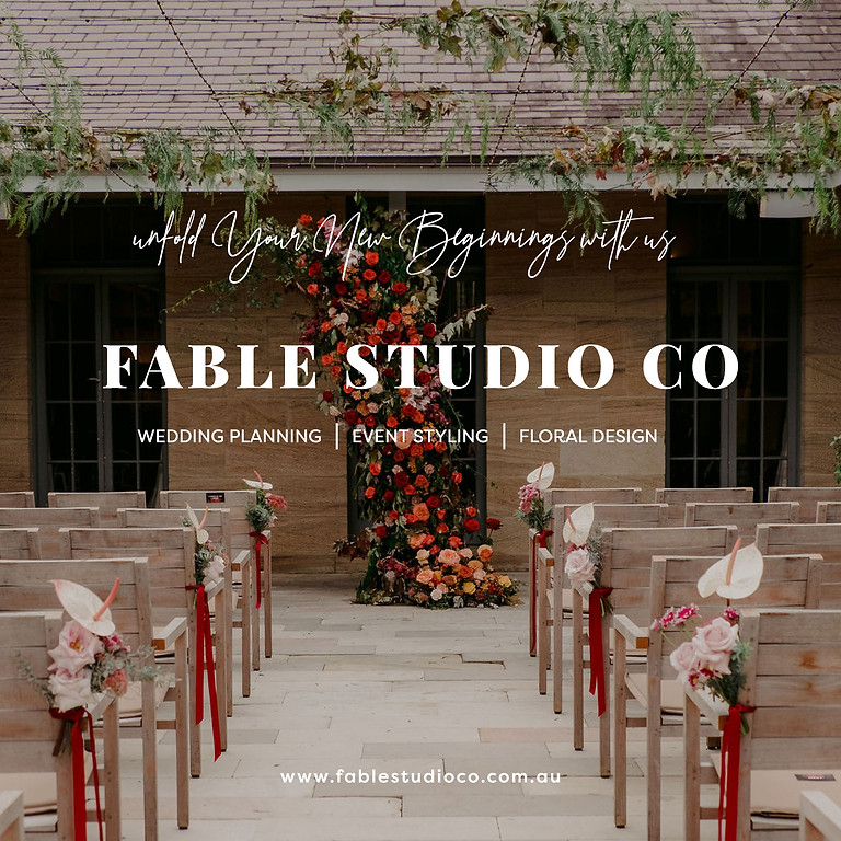 Fable Studio Co at Sydney Annual Wedding Expo
