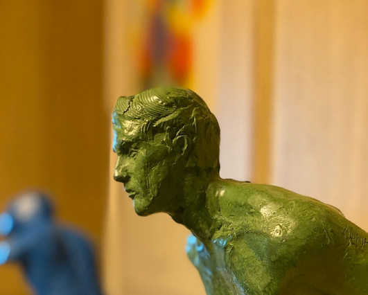 Adriaan Diedericks - Figure