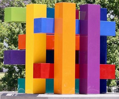 Anthony Lane - Chromata Cube
