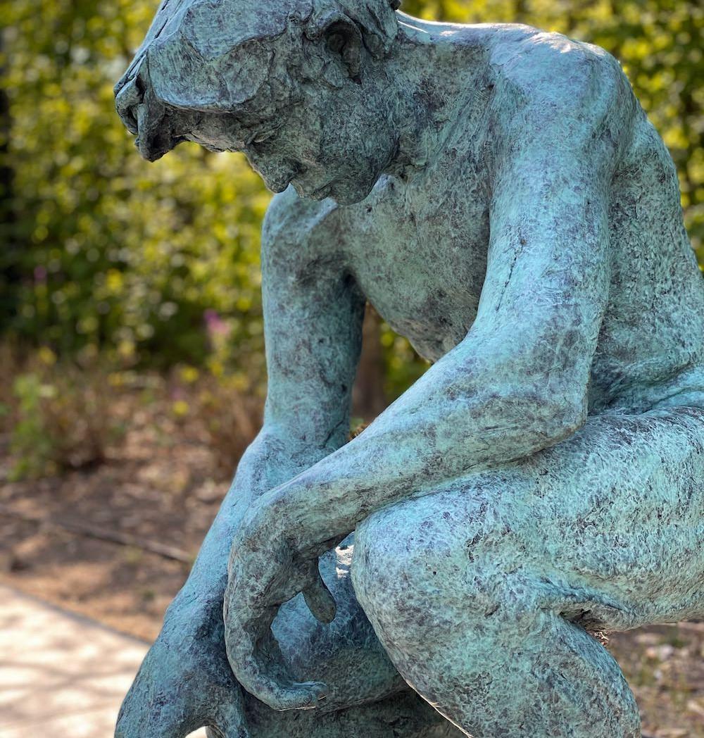 Adriaan Diedericks - Contemplation