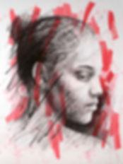 Lionel Smit - Manipulated Sketch #3