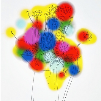 Nicolas Party - Flowers And A Few Colours, 2013