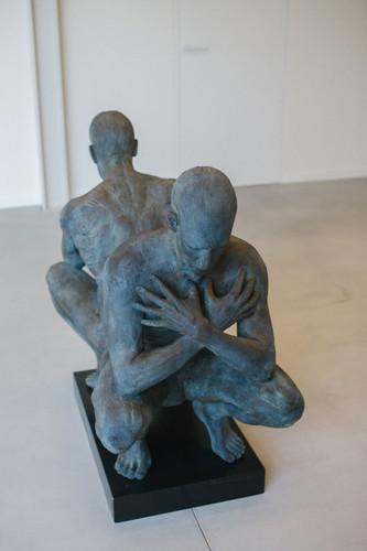 Anton Smit - Crouching Man