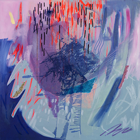 Deep Breath_Liza Grobler_oil and mixed m