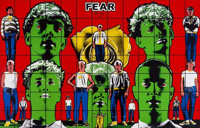 Gilbert And George - Fear