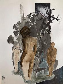 Shany van den Berg, Untitled