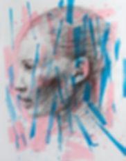 Lionel Smit - Manipulated Sketch #1
