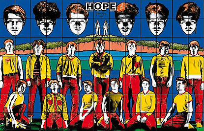 Gilbert & George, Hope