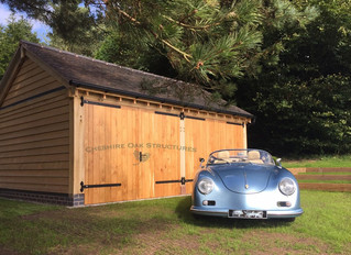 Why are Oak Garages so popular with Classic Car Enthusiasts?