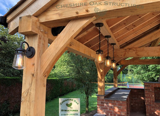 Why Choose an Oak Frame Structure?