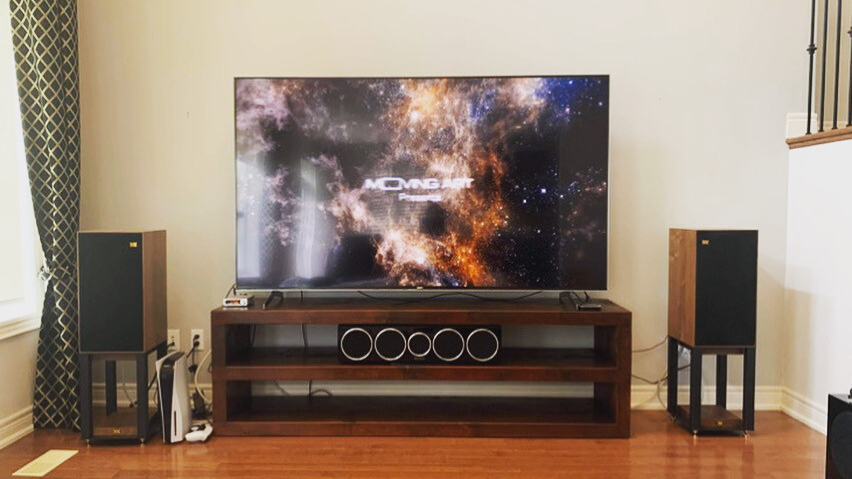 TV Bench - Custom Size