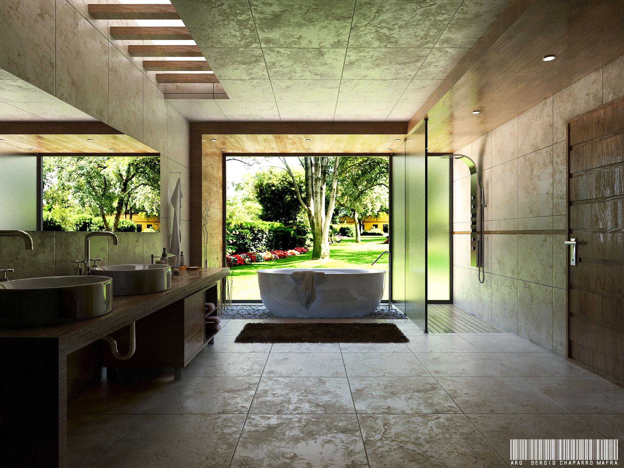 Baño Graphic