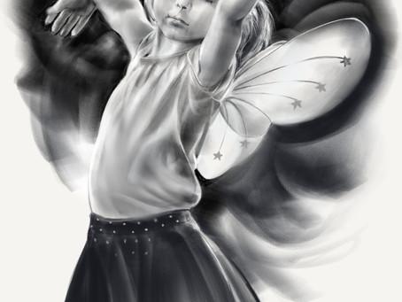 Inspiration de l'image d'une petite fille  illustrant un film sur Arte