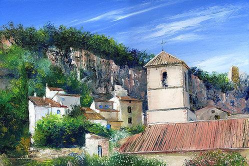 Eglise de Cotignac