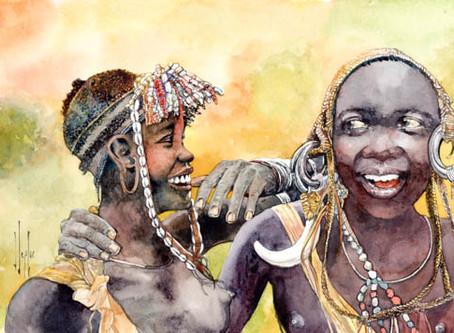 Chaleur africaine