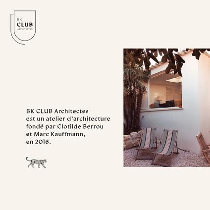 BK Club architectes