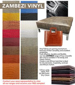 ZAMBEZI VINYL