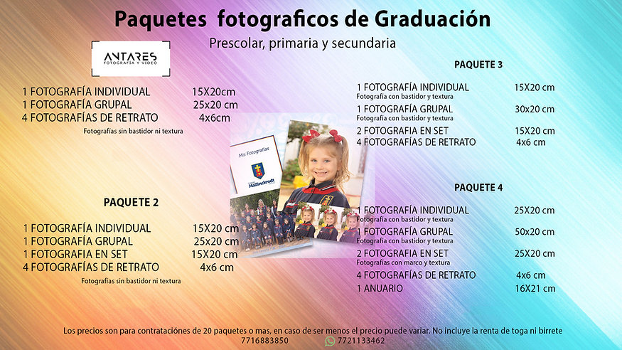Graduacion primaria