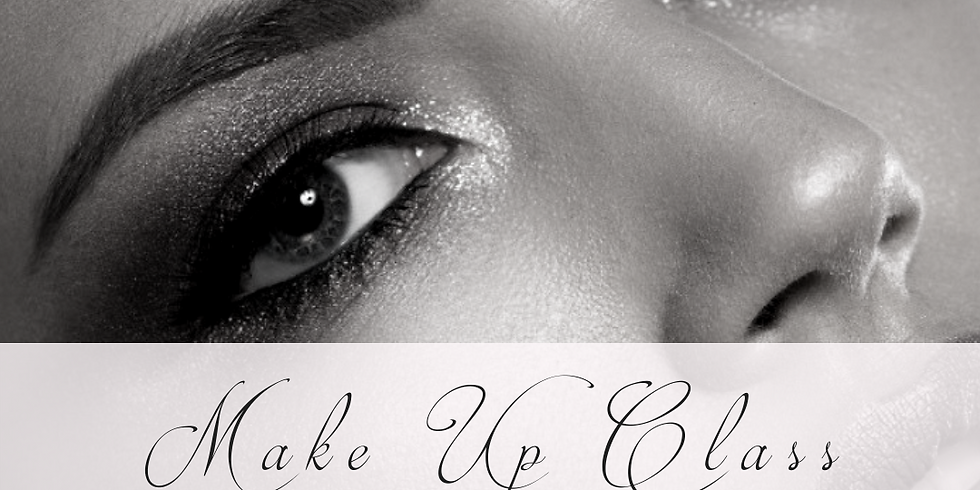 Make Up Class - All About The Eyes