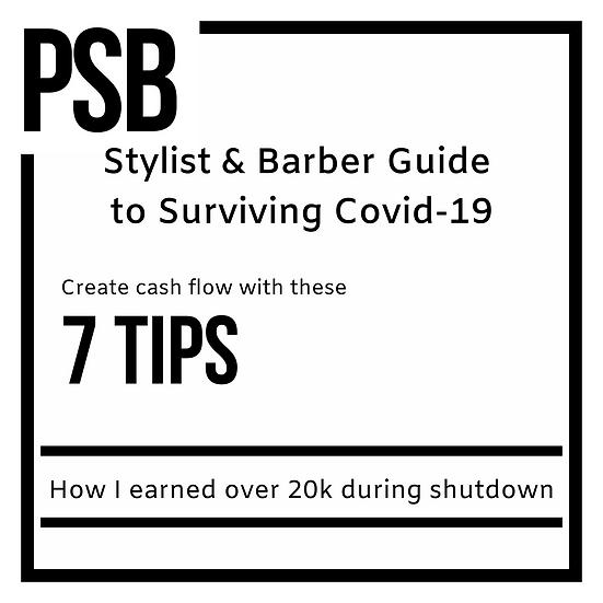 Surviving COVID-19 Checklist