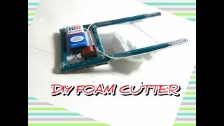 How to make a DIY Foam Cutter at Home | DIY Thermocol Cutter