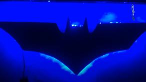 DIY Halloween Bat Night Light