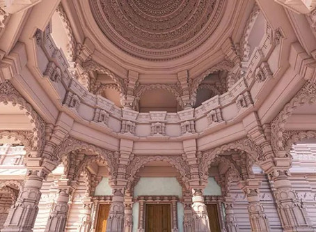 Architectural & Construction Details of Ram Mandir, Ayodhya - Check here !!!