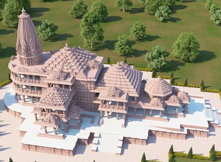 What Ram Mandir Will Look Like, All Details Here