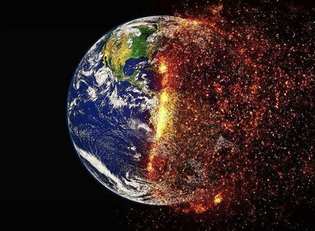In 2.3 billion years it will be too hot for life to exist on Earth