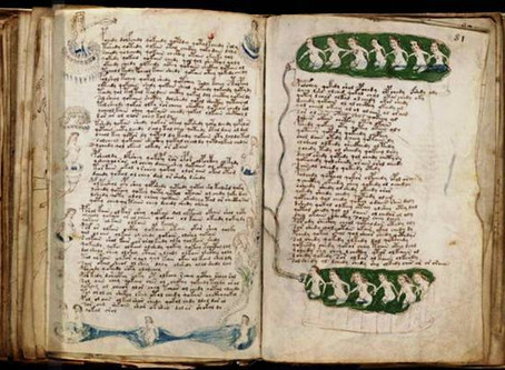 Unsolved Mystery of Voynich manuscript
