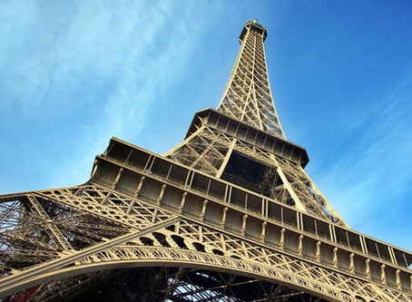The Eiffel Tower can be 15 cm taller during the summer