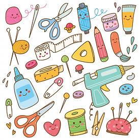 art-craft-supplies-doodle-diy-tools-set_