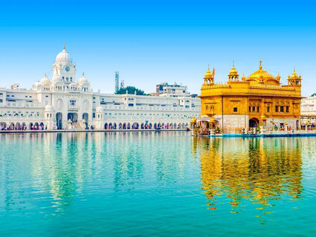Amritsar- World's Most Visited Religious Place