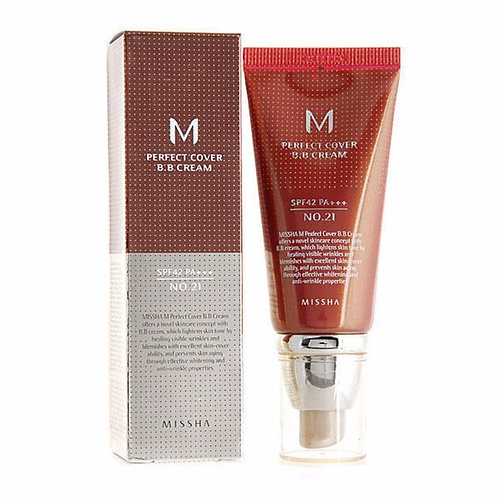 MISSHA Perfect Cover BB Cream SPF 42 PA+++(50ml)