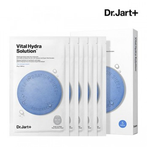 Dr. Jart+ Dermask Vital Hydra Solution / 5 mask sheets