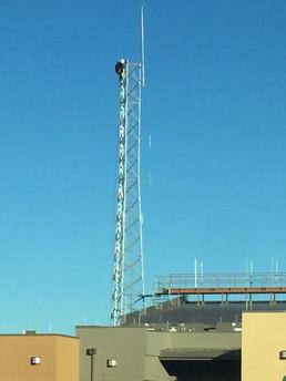 Antennas Installed