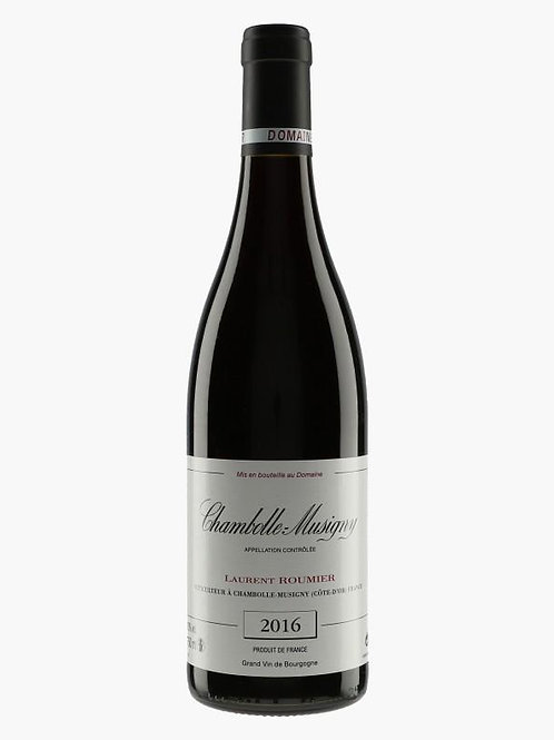 Chambolle Musigny rouge 2017 0,75L