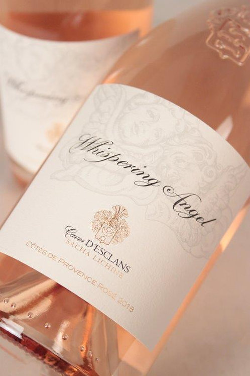 Whispering Angel Provence rosé 2019 0,75L
