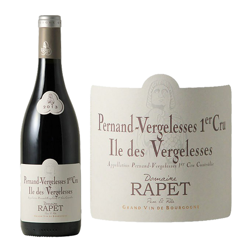 Pernand Vergelesses 1er Cru Vergelesses rouge 2010 0,75L