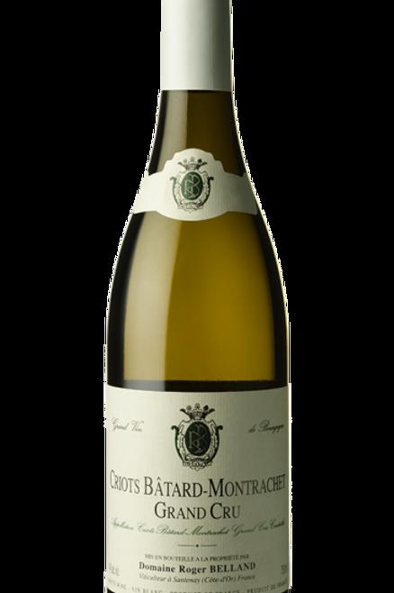 Criots Batard Montrachet Grand Cru blanc 2016 0,75L