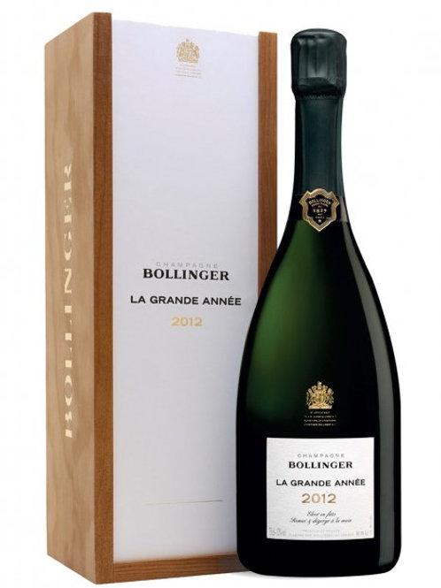 Bollinger La Grande Année 2012 0,75L