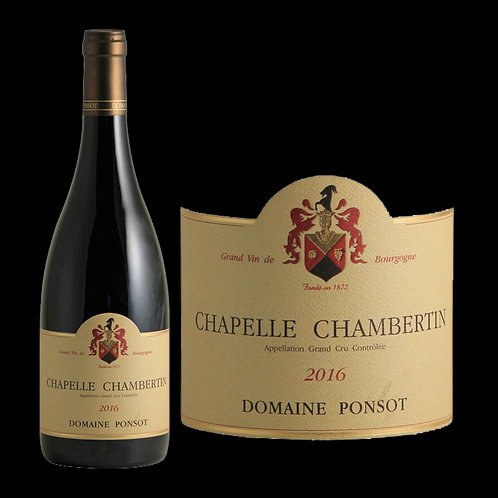 Chapelle Chambertin Grand Cru rouge 2018 0,75L